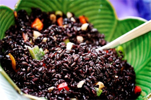 Post image for More antioxidants found in black rice than blueberries