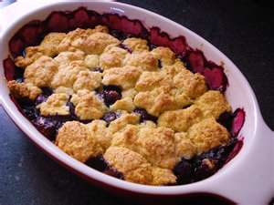 Post image for Megan Murphy: You won't miss added sugar, butter in cobbler