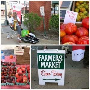 Post image for Things We Take For Granted: The H Street Farmers Market
