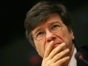 Post image for Jeffery Sachs blames Europe for drought, hunger in Africa