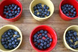 Post image for Blueberry Facials? Skin Care With Fruits, Herbs